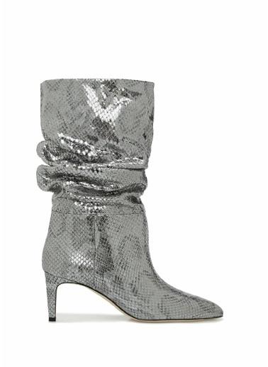 Paris Çizme Gümüş